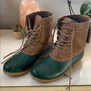 Vintage Khombu Duck Boots